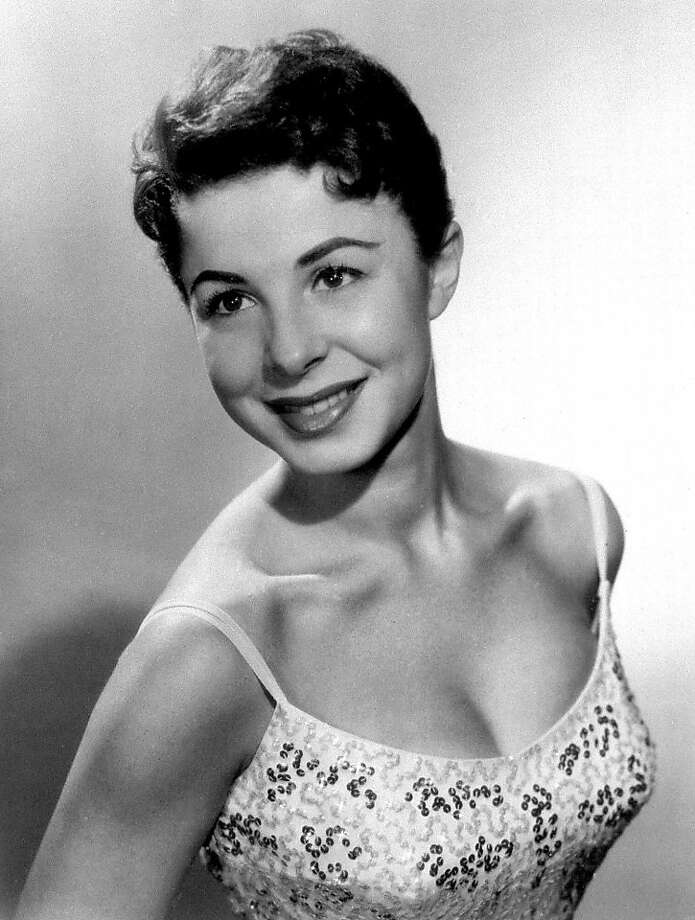 Eydie Gorme sang solo and as a duet act with her husband. Photo: Anonymous, Associated Press