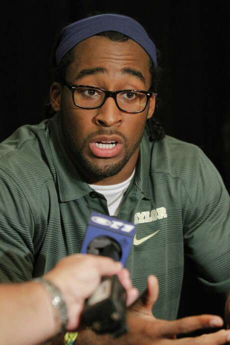 Baylor running back Lache Seastrunk says his confidence should not be mistaken for bravado.