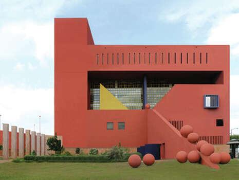 San Antonio Central Library Photo: COURTESY BLUE STAR CONTEMPORARY