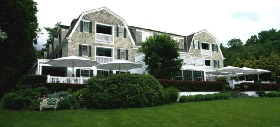 The renowned Washington inn for so long called the Mayflower Inn & Spa is being renamed the Washington Grace by its new proprietors. August 2013 Photo: Norm Cummings
