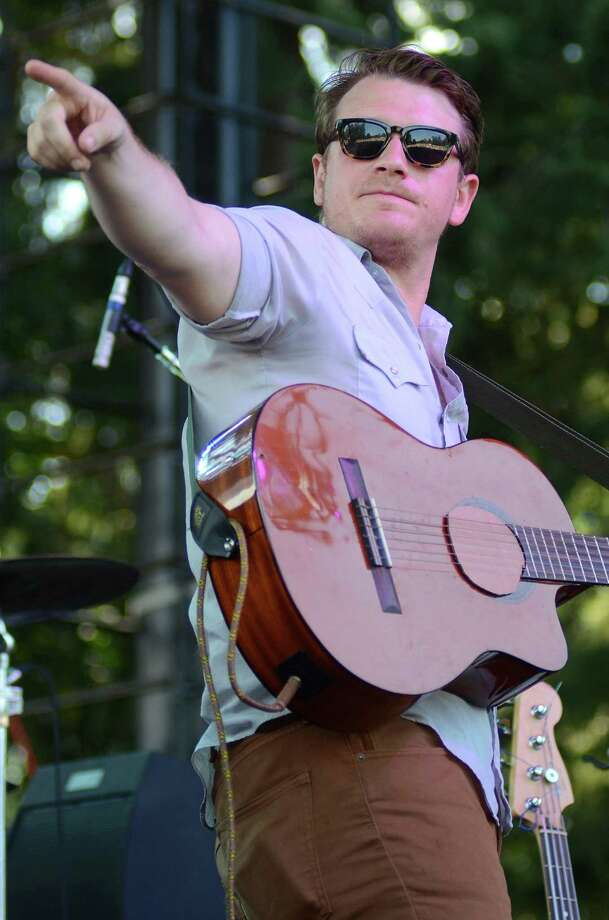 Hey Marseilles performs on stage at the 2013 107.7 The End's Summer Camp Saturday, Aug. 10, 2013, at Marymoor Park in Redmond. Photo: SY BEAN, SEATTLEPI.COM / SEATTLEPI.COM