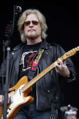 Daryl Hall of Hall and Oates preforms at the Outside Lands Festival in San Francisco, Calif. on Sunday, August 11, 2013. Photo: Katie Meek, The Chronicle