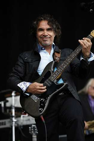 John Oates of Hall and Oates preforms at the Outside Lands Festival in San Francisco, Calif. on Sunday, August 11, 2013. Photo: Katie Meek, The Chronicle
