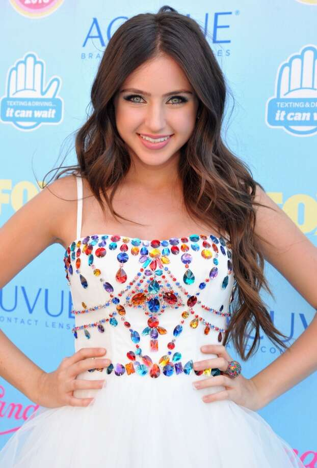 Actress Ryan Newman attends the 2013 Teen Choice Awards at Gibson Amphitheatre on August 11, 2013 in Universal City, California.  (Photo by Kevin Mazur/WireImage) Photo: Kevin Mazur, WireImage