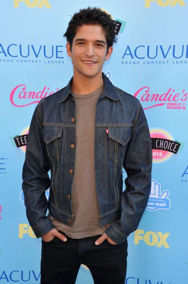 Actor Tyler Posey attends the 2013 Teen Choice Awards at Gibson Amphitheatre on August 11, 2013 in Universal City, California.  (Photo by Kevin Mazur/WireImage) Photo: Kevin Mazur, WireImage
