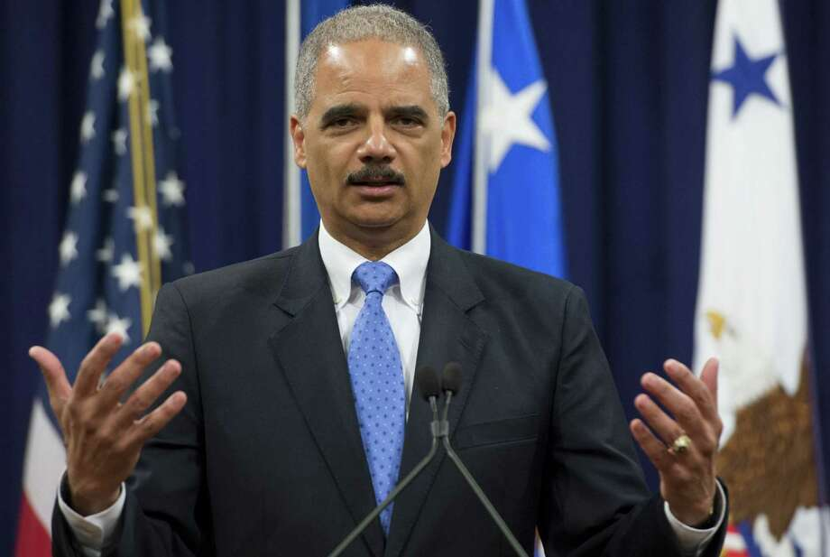 Eric Holder seeks to decrease prison populations by easing many nonviolent drug offenders away from severe mandatory sentences. Photo: Saul Loeb / Getty Images
