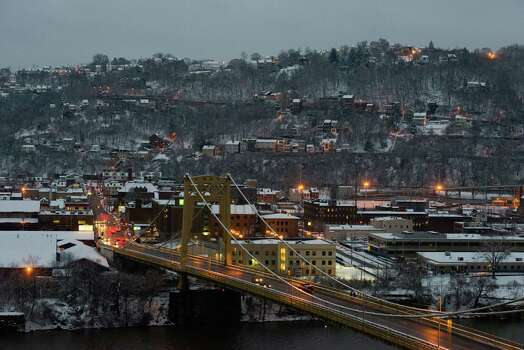 46. Pittsburgh – 13 hours wasted in congestionRank in 2013: Same Photo: Sarah L. Voisin, Getty Images / Sarah L. Voisin