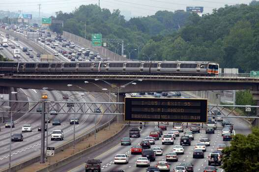 24. Atlanta – 25.2 hours wasted in congestionRank in 2013: No. 23 Photo: Barry Williams, Getty Images / 2005 Getty Images