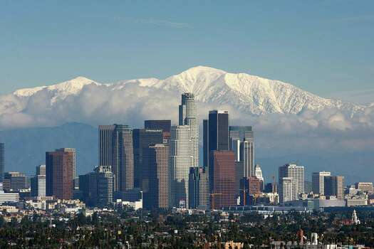 1. Los Angeles – 64.4 hours wasted in congestionRank in 2013: No. 1 Photo: David McNew, Getty Images / 2008 Getty Images