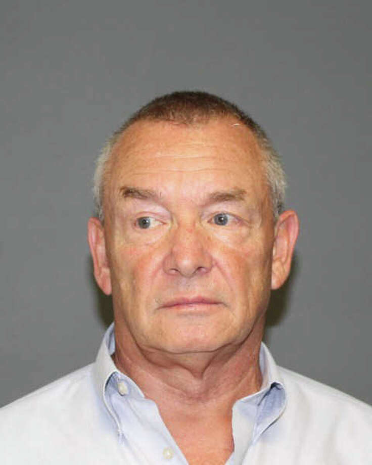 David R. Blosser, 65, of Norwalk, is facing a charge of first-degree larceny for allegedly stealing from Midas Touch Jewelers. Photo: Contributed Photo / Fairfield Citizen