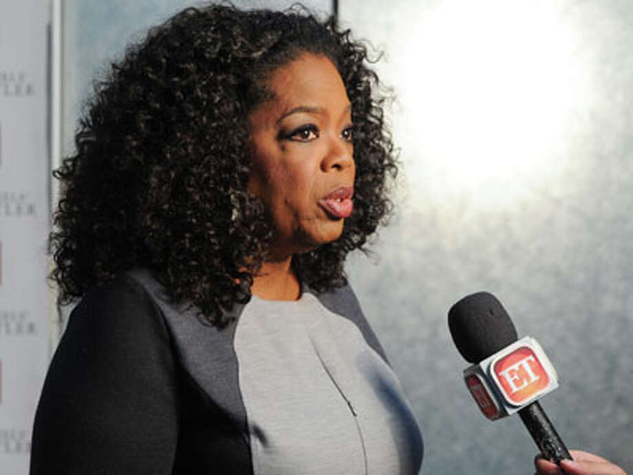 "Media mogul and actress Oprah Winfrey attends a special screening of  ""Lee Daniels' The Butler"" hosted by O, The Oprah Magazine at Hearst Tower on Wednesday, July 31, 2013 in New York. Photo: Evan Agostini, Evan Agostini/Invision/AP / Invision"