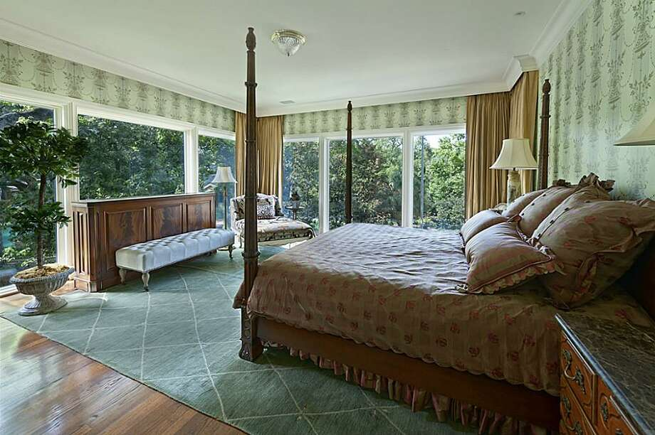 This River Oaks estate features three bedrooms and eight full bathrooms in more than 11,000 square feet of living space. The asking price is $14.5 million.  See the listing here.