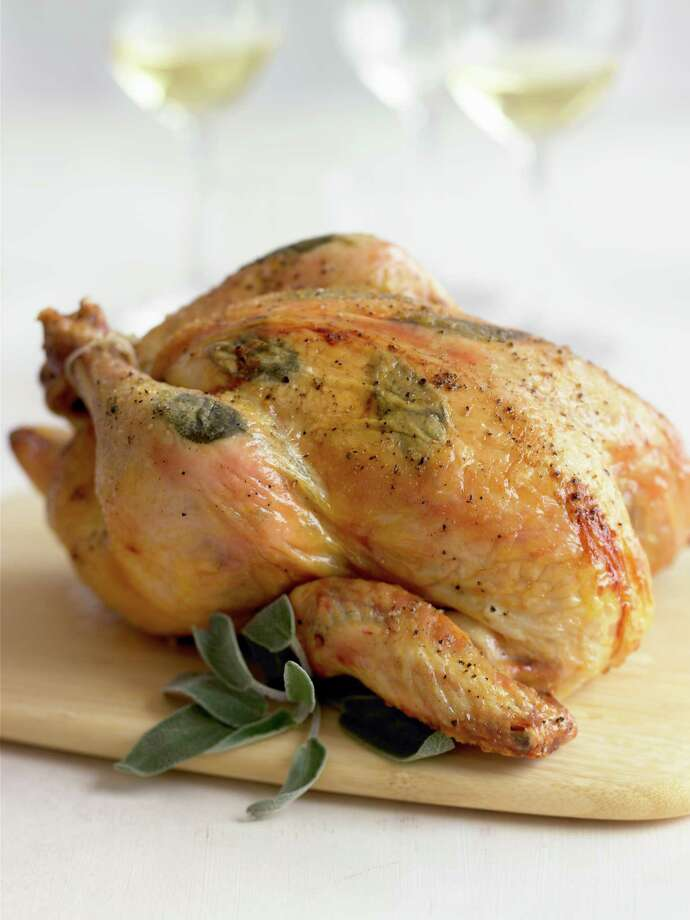 #1: PoultryAvoid cross-contamination by keeping chicken and turkey packages in sealed containers or bags, where they can't leak on to fresh foods. Use separate cutting boards for poultry and produce (ditto for raw meat). And don't place cooked chicken (or meat) on the same platter you used to carry it to the stove or grill uncooked. Photo: Maren Caruso, Getty Images / (c) Maren Caruso