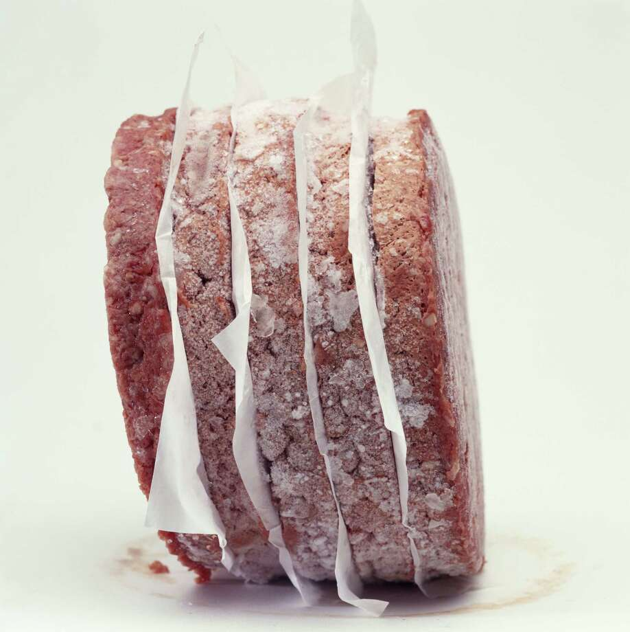 #3: BeefGround beef can be contaminated with deadly strains of E. coli bacteria, like the notorious O157. When making burgers or meat loaf, always use an instant-read meat thermometer and cook to 160 degrees F.; checking color isn't a reliable test since the meat can turn brown before it's fully cooked. For whole cuts, 145 degrees is safe. Photo: Jason Horowitz, Getty Images / (c) Jason Horowitz