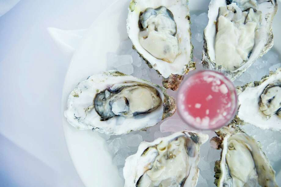 #10: MollusksOysters, clams, mussels or other bivalves can be contaminated with deadly bacteria or parasites. Before buying, check that the shellfish were taken from safe waters and, to be extra cautious, cook before eating.Read: 7 salad bar fat traps Photo: Alexa Miller, Getty Images / (c) Alexa Miller