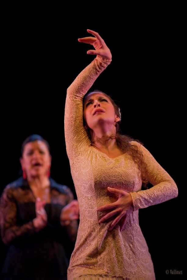 Flamenco dancer Lidón Patiño of Spain will perform at Alma de Mujer, a flamenco dance production event. Photo: Courtesy Photo