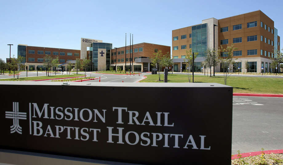 The Brooks Development Authority landed a number of new area tenants, including the Mission Trail Hospital, in recent years. Photo: San Antonio Express-News File Photo