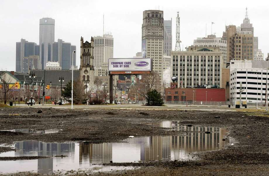 35. Detroit – 14.2 hours wasted in congestion. Photo: Bill Pugliano, Getty Images / 2011 Getty Images