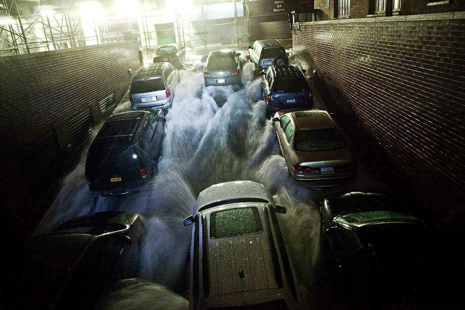 7. New York – 51.5 hours wasted in congestion. Photo: Andrew Burton, Getty Images / 2012 Getty Images