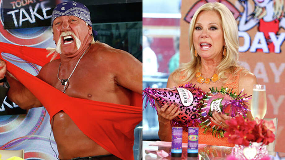 They both turn 60 this week. Hulk Hogan's birthday was Aug. 11, and Kathie Lee's is Aug. 16.