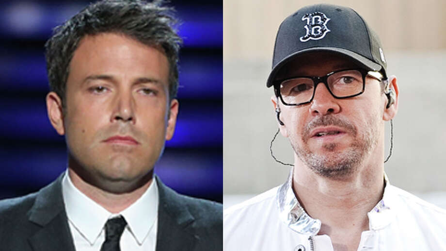Who's older, Ben Affleck or Donnie Wahlberg?