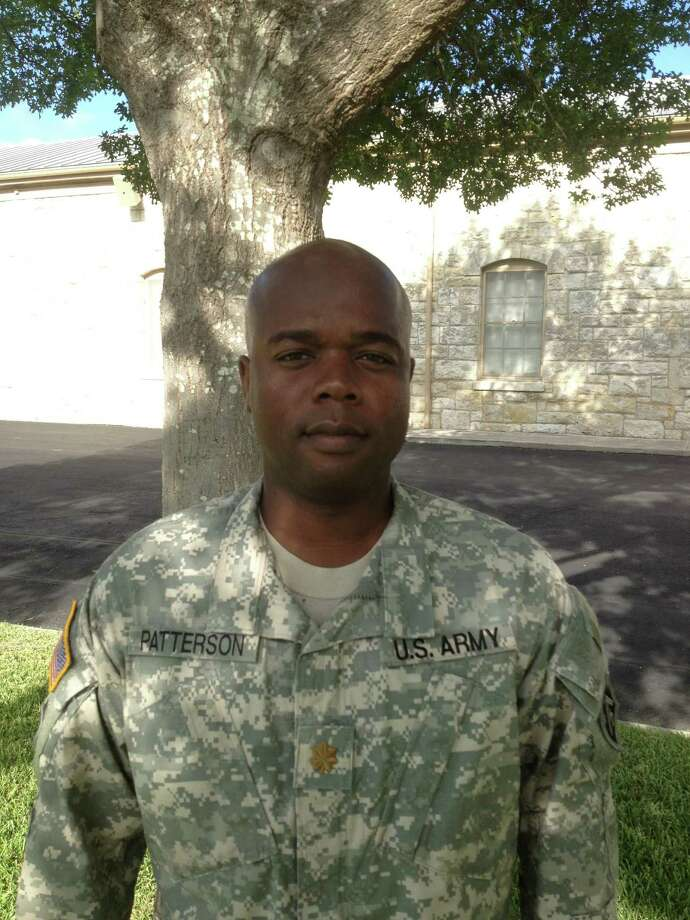 Maj. Peter Patterson serves with U.S. Army North at Fort Sam Houston and is a Judson High School graduate. Photo: Courtesy
