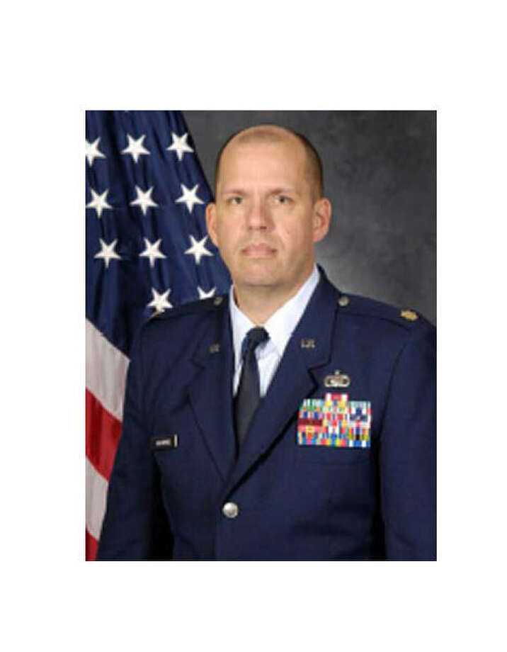 Maj. Michael Meridith is director of public affairs, 18th Air Force at Scott AFB in Illinois. Photo: Courtesy