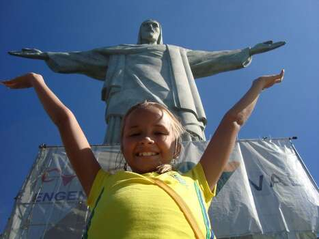 My parents took me to Rio de Janeiro, Brasil when I was 10, and this was the best trip ever!