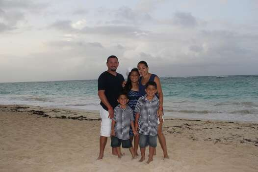 Our summer family vacation to Punta Cana in July 2013.