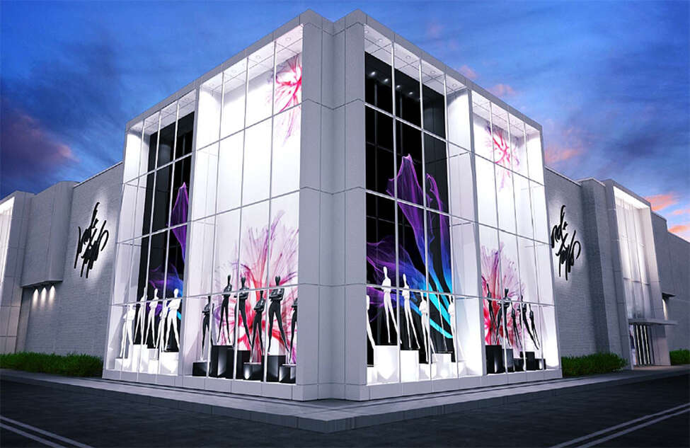 Artist rendering of the Lord & Taylor location coming to Crossgates Mall in Guilderland
