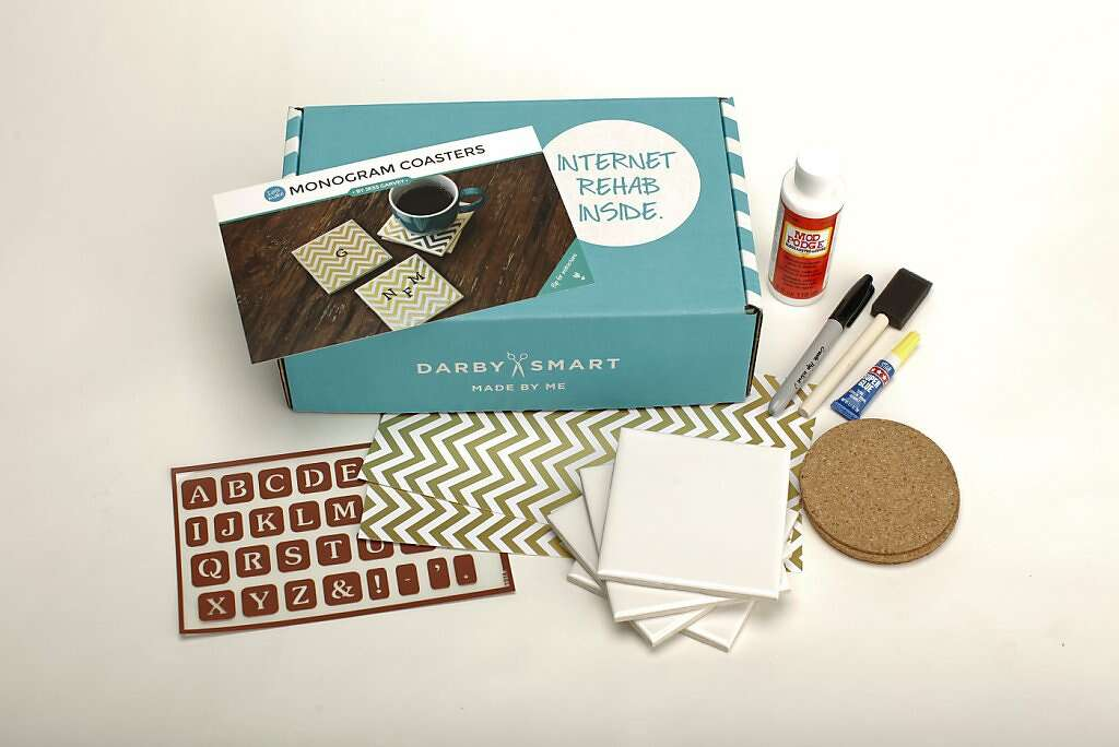 Darby Smart DIY kits from best of Pinterest - SFGate