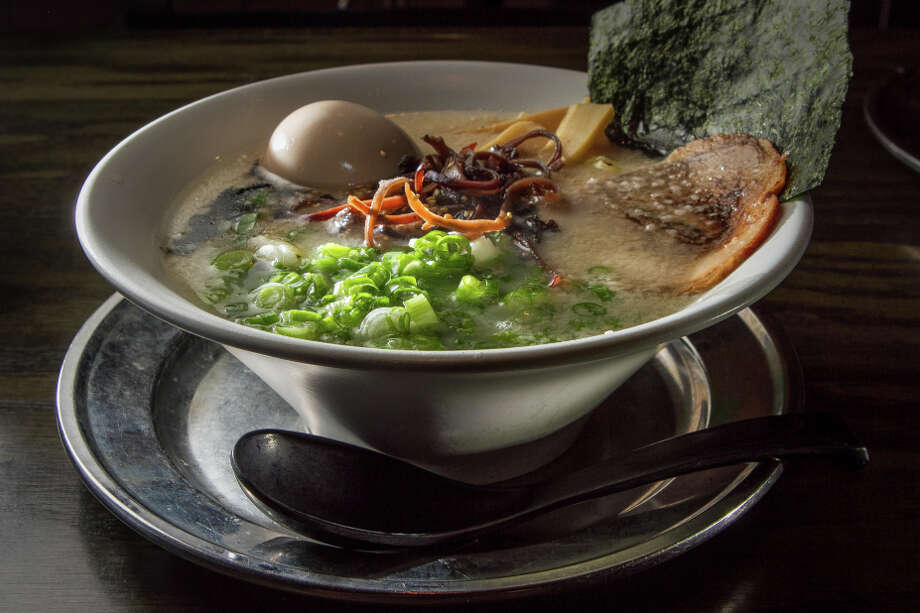The signature ramen from Santa Clara is on the menu at the new S.F. location Photo: John Storey / Special To The Chronicle / ONLINE_YES