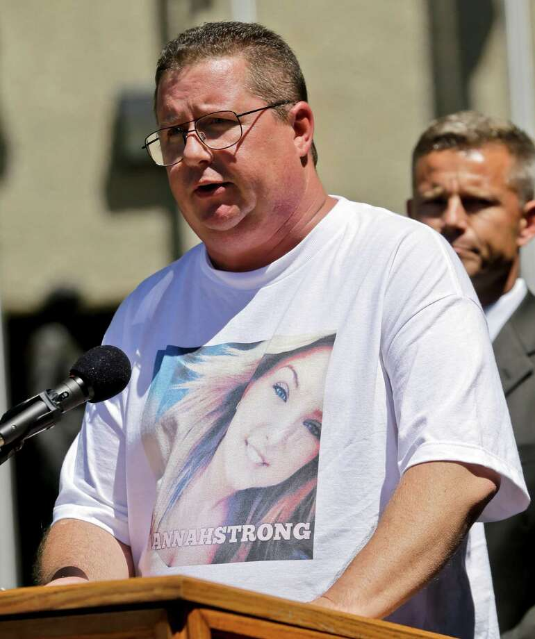 "Brett Anderson said Monday that his daughter, Hannah, ""has been through a tremendous ordeal."" Photo: Lenny Ignelzi, STF / AP"