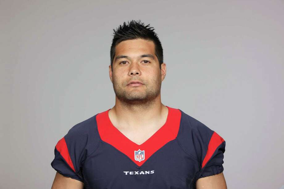 This is a 2013 photo of Shiloh Keo of the Houston Texans NFL football team. This image reflects the Houston Texans active roster as of Thursday, June 20, 2013 when this image was taken. (AP Photo) Photo: Uncredited, FRE / AP2013