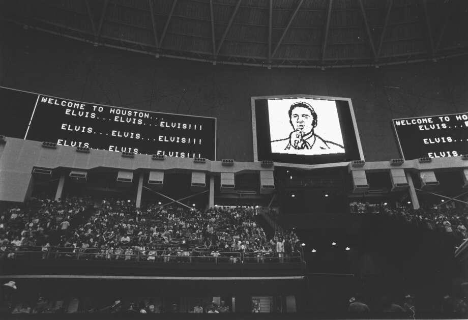 Astrodome Photo: Houston Chronicle File Photo