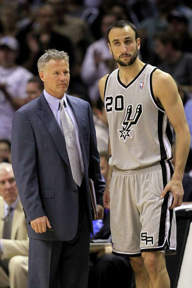 Brett Brown is the second Spurs assistant to become a coach.