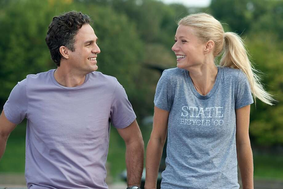 "Mark Ruffalo and Gwyneth Paltrow star in ""Thanks for Sharing,"" about sex addicts seeking recovery and healthy relationships     THANKSFORSHARING_TIFF_Still#1.jpg Photo: Weinstein Co. Radius"