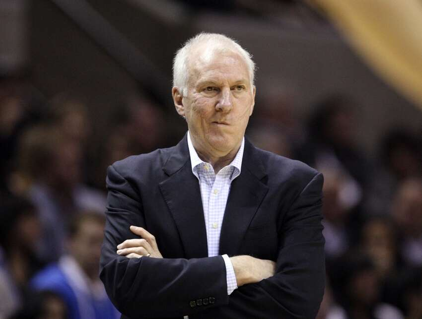 The Gregg Popovich coaching dynasty will continue as the Spurs enter the 2013-14 season this fall. Here's a look back at the Spurs coaching dynasties that came before Pop, none close to matching in length or victories. All coaches coached in the NBA unless otherwise noted. Sources: Basketball-Reference.com, San Antonio Express-News and Light archives, Google Newspapers archive. (Edward A. Ornelas / San Antonio Express-News)
