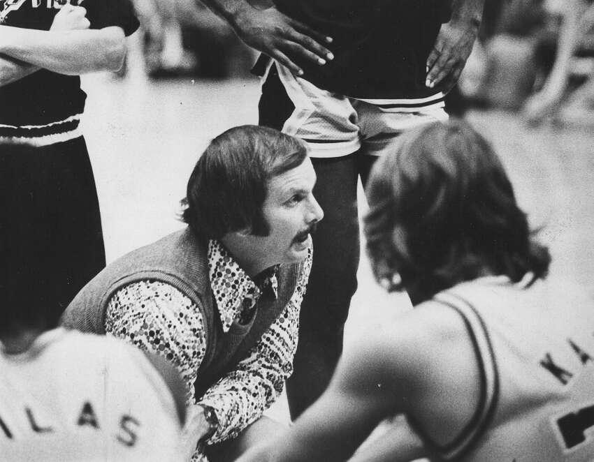 1973-1974 (ABA), Tom Nissalke: 63 wins-49 losses; Nissalke was fired in the middle of the 1974-75 season for