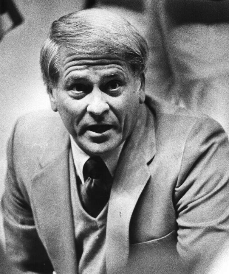 1984, Bob Bass: 26 wins-25 losses; The Spurs general manager again took the reins while the team looked for Morris McHone's successor. (San Antonio Express-News file photo) Photo: San Antonio Express-News File Photo