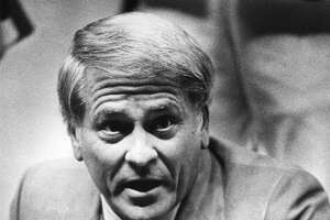 1984, Bob Bass:  26 wins-25 losses; The Spurs general manager again took the reins while the team looked for Morris McHone's successor. (San Antonio Express-News file photo)