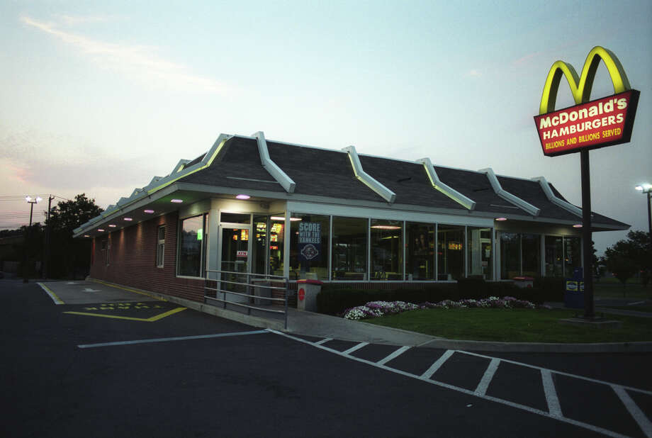 The McDonald's on the Boston Post Road in Fairfield, Conn. remains dark after the power returned to the area August 14, 2003. The power outage, which stretched throughout the Northeast from Canada to New Jersey and from Ohio to Connecticut, forced many businesses to close during the blackout. Several, like this one, gave up on the power returning and closed up. Photo: File Photo/Andrea A. Dixon, File / Connecticut Post File Photo