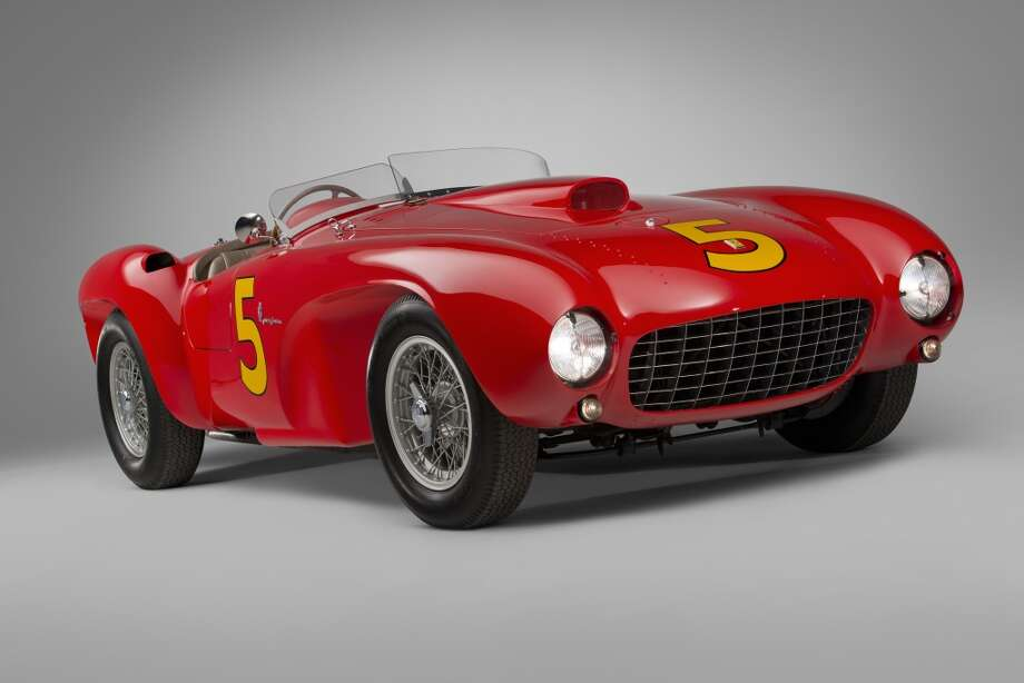 A similar car was auctioned off in South America last year, but it failed to find a buyer. It was valued at more than $4.1 million. Photo: Darin Schnabel ©2013 Courtesy O