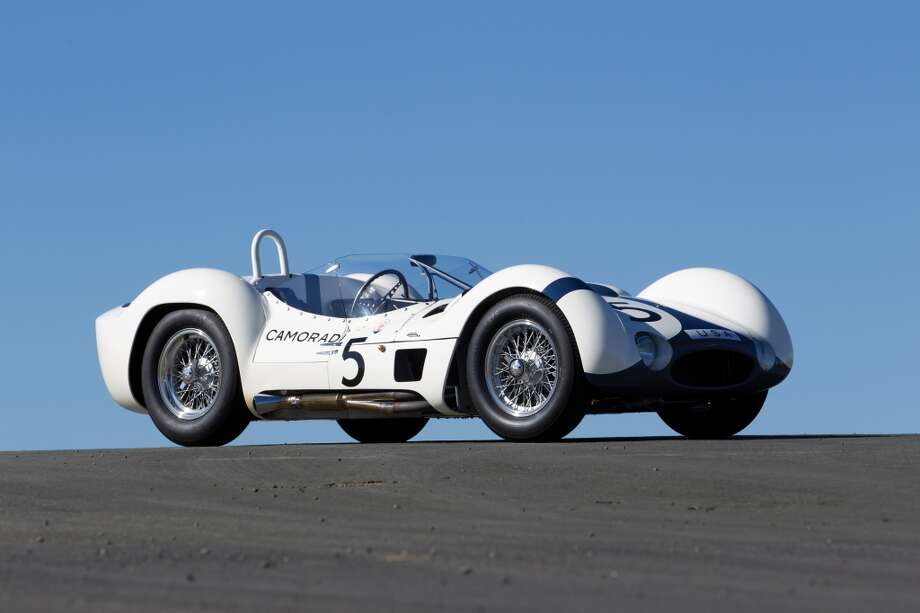 1960 Maserati Tipo 61 'Birdcage'  This car could fetch between $3 to $4 million at auction this weekend. Photo: Kyle Burt ©2013 Courtesy Of RM