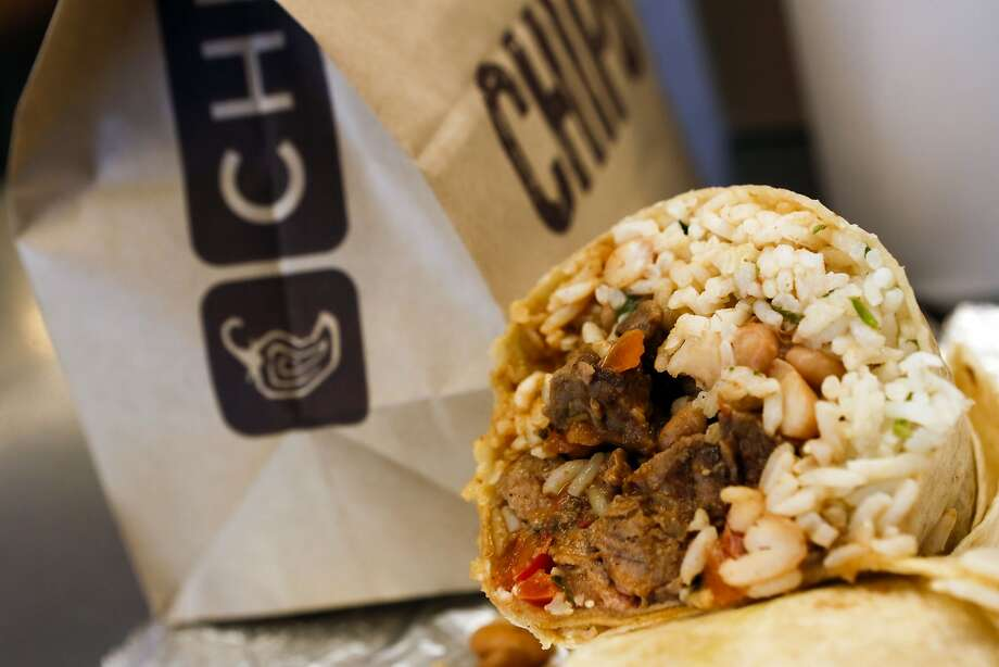 Restaurant: Chipotle Mexican GrillRating: 7.8 out of 10 Photo: Patrick T. Fallon, Bloomberg