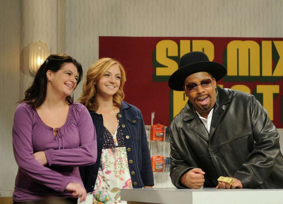 "Imposter! That's Saturday Night Live's Kenan Thompson as Sir Mix-A-Lot during the ""Sir Mix-A-Lot's Photo Shop"" skit on Feb. 14, 2009 Photo: Dana Edelson, Getty Images / © NBC Universal, Inc."