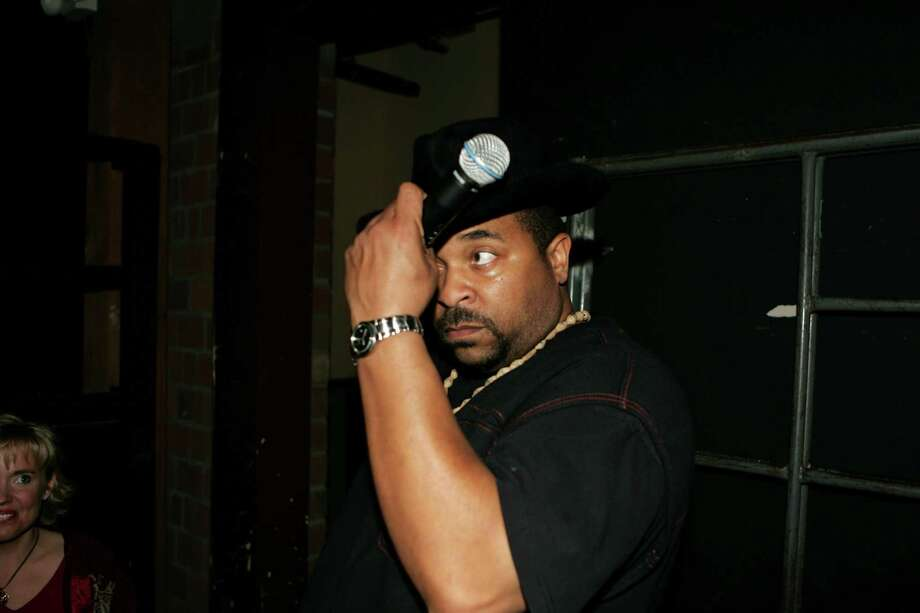 Sir Mix-a-Lot pictured backstage. Photo: Kevin Casey, Getty Images / WireImage