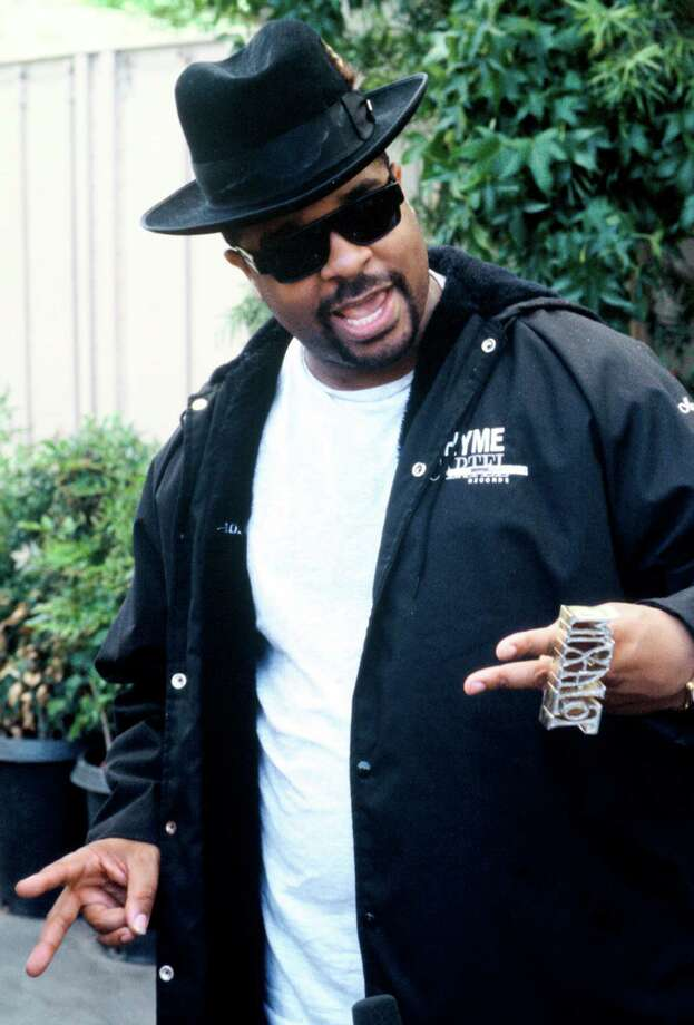 Sir Mix-a-Lot attends KMEL Summer Jam at Shoreline Amphitheatre on August 2, 1992 in Mountain View Calif. Photo: Tim Mosenfelder, Getty Images / 2005 Tim Mosenfelder