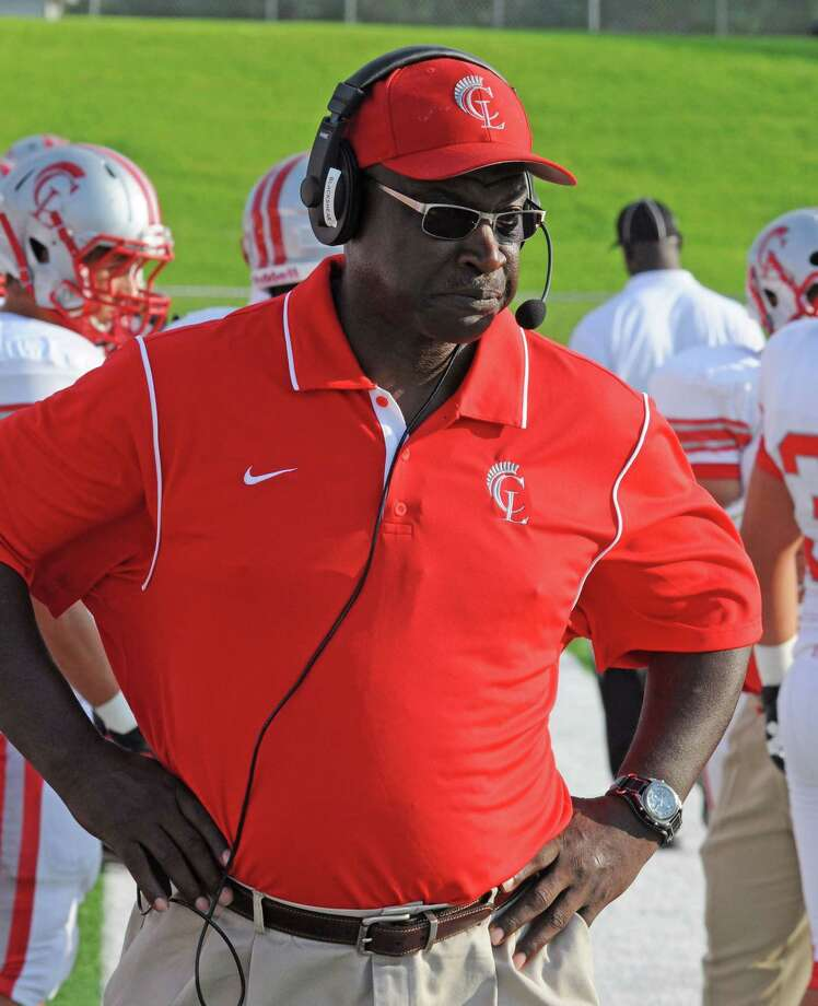 Cy Lakes head coach Robert BlackshearSalary: $92,035Current as of February 2011.Source: Texas Tribune Photo: L. Scott Hainline / The Chronicle