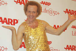 Fitness guru Richard Simmons is left-handed. His groovy moves may not be a coincidence - it is a common stereotype that left-handed people are more creative.